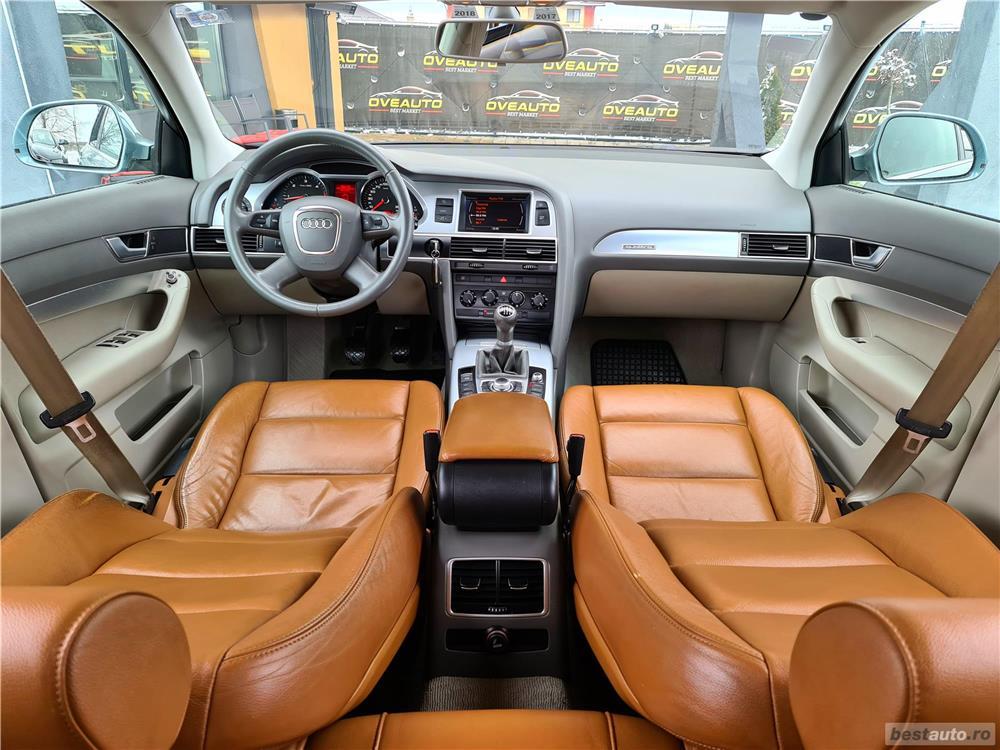 AUDI A6 FACELIFT   QUATTRO   NAVIGATIE   LIVRARE GRATUITA/Garantie/Finantare/Buy Back
