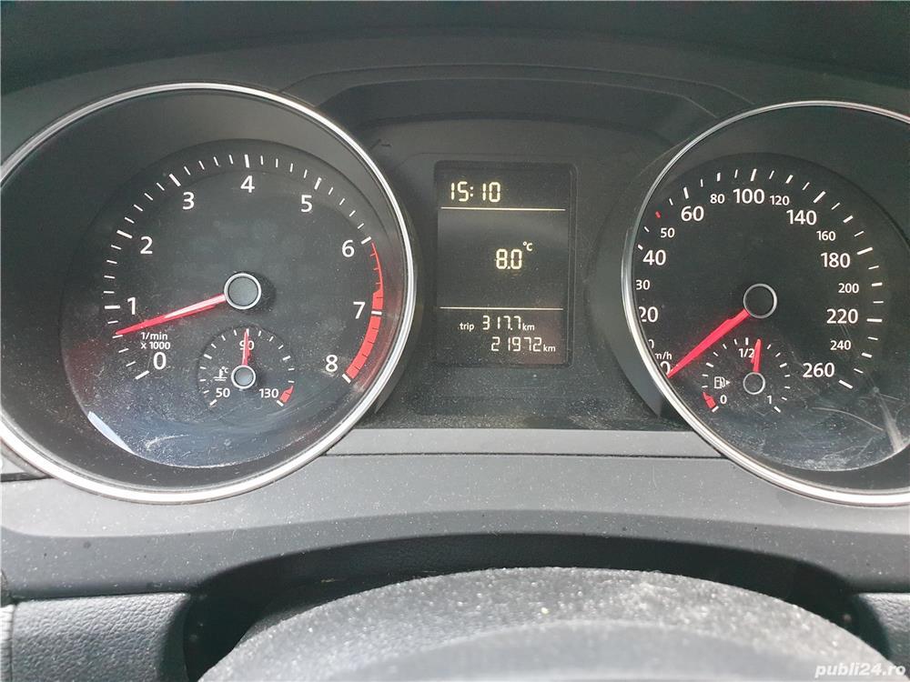 Vw Jetta 6 facelift