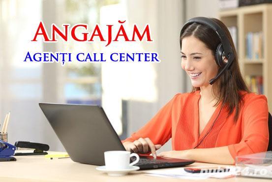 Agenti call center (de acasa/remote) - limba romana