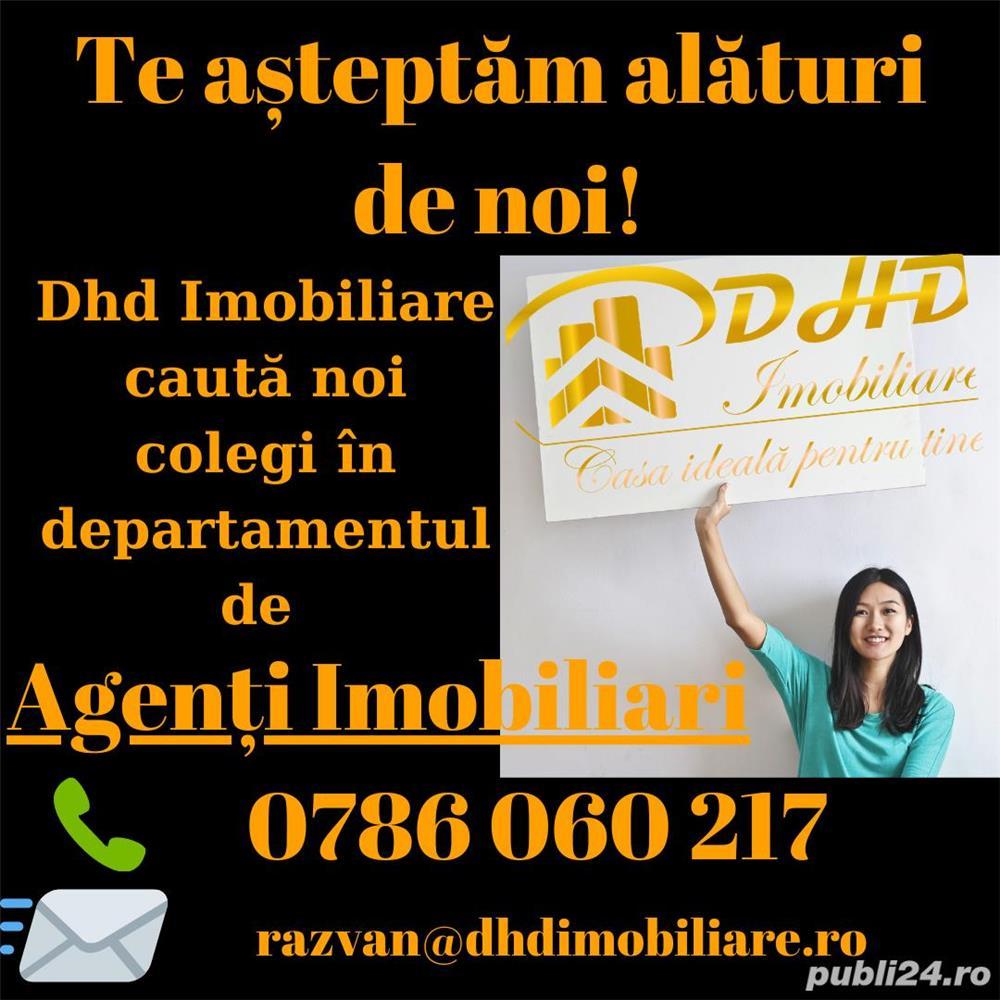 Agent Imobiliar - Dhd Imobiliare Iasi