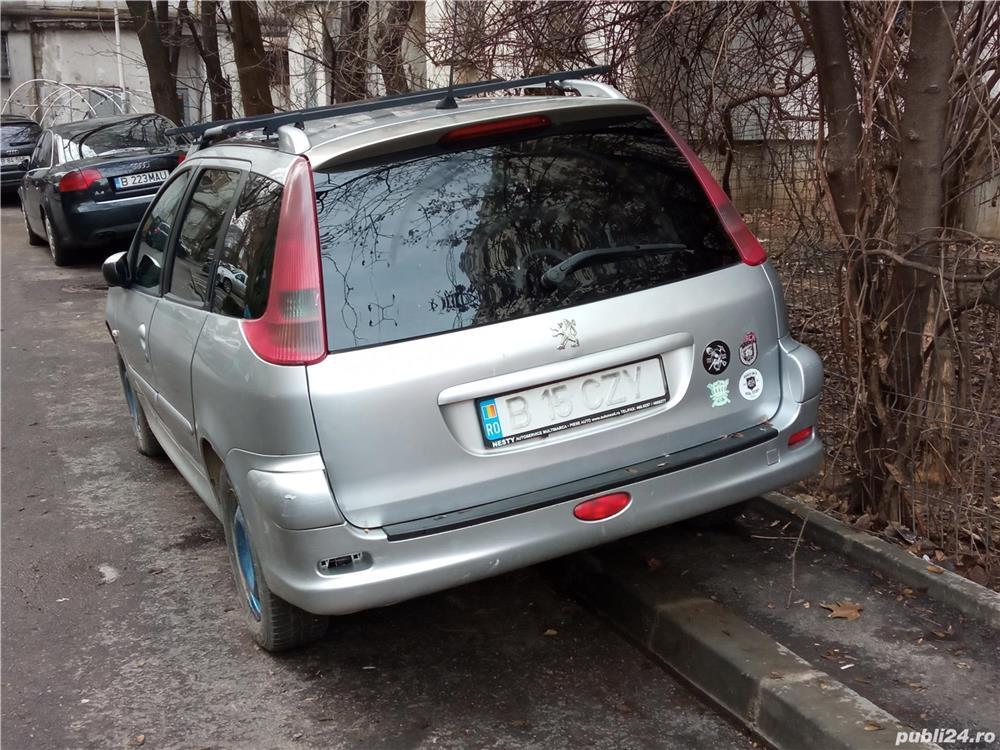 Închiriez Peugeot 206 sw