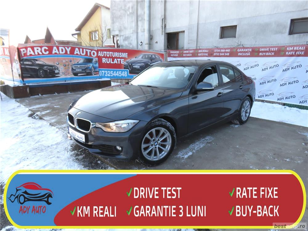 BMW 3.18 d - 143 CP- MODEL 2013 - EURO 5 - LIVRARE + RATE FIXE - GARANTIE - BUY BACK - TEST DRIVE