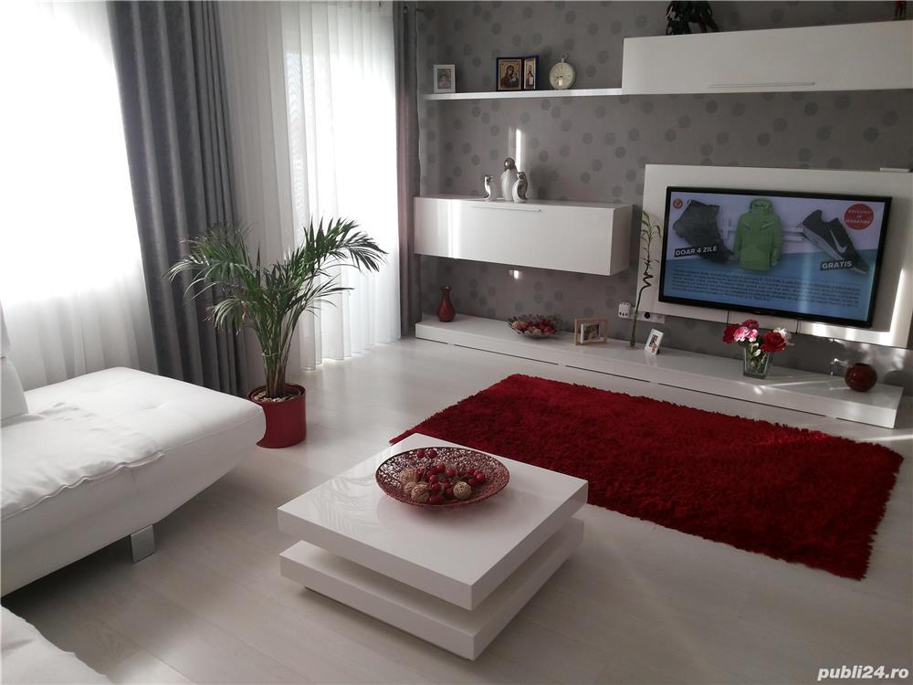 Apartament 3 camere modern, mobilat si utilat 100 mp