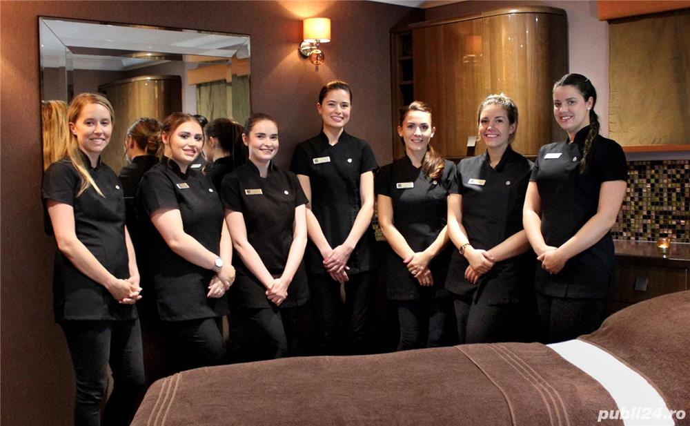 SPA staff for hotels in UAE
