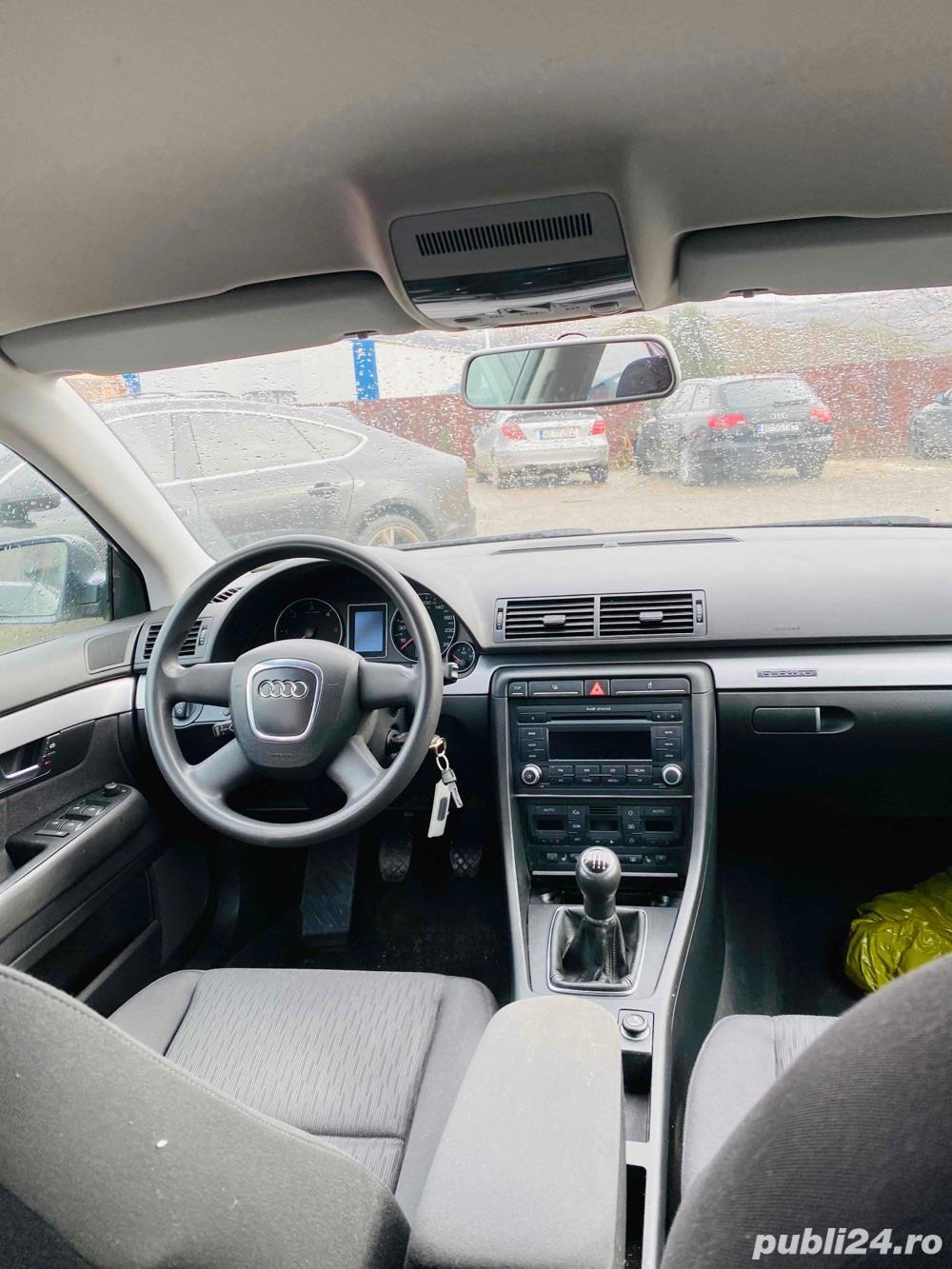 Audi A4 quatro (4x4)