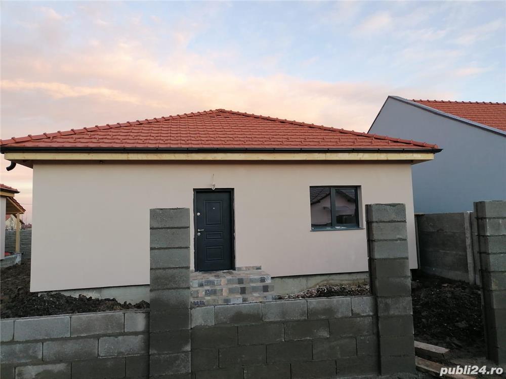 De vanzare casa in Sag in sat , la asfalt 82000 euro