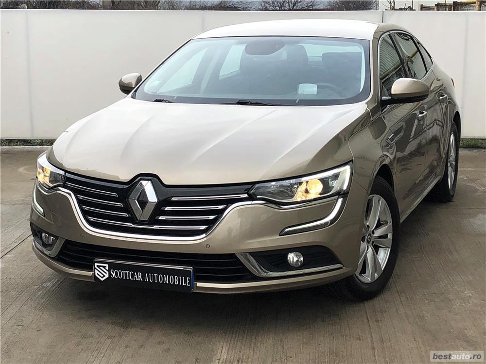 Renault Talisman 1.6Dci 130C.p PureDrive Eco2 Euro6 /Navigatie/Camera Marsarier/Finantare AUTO