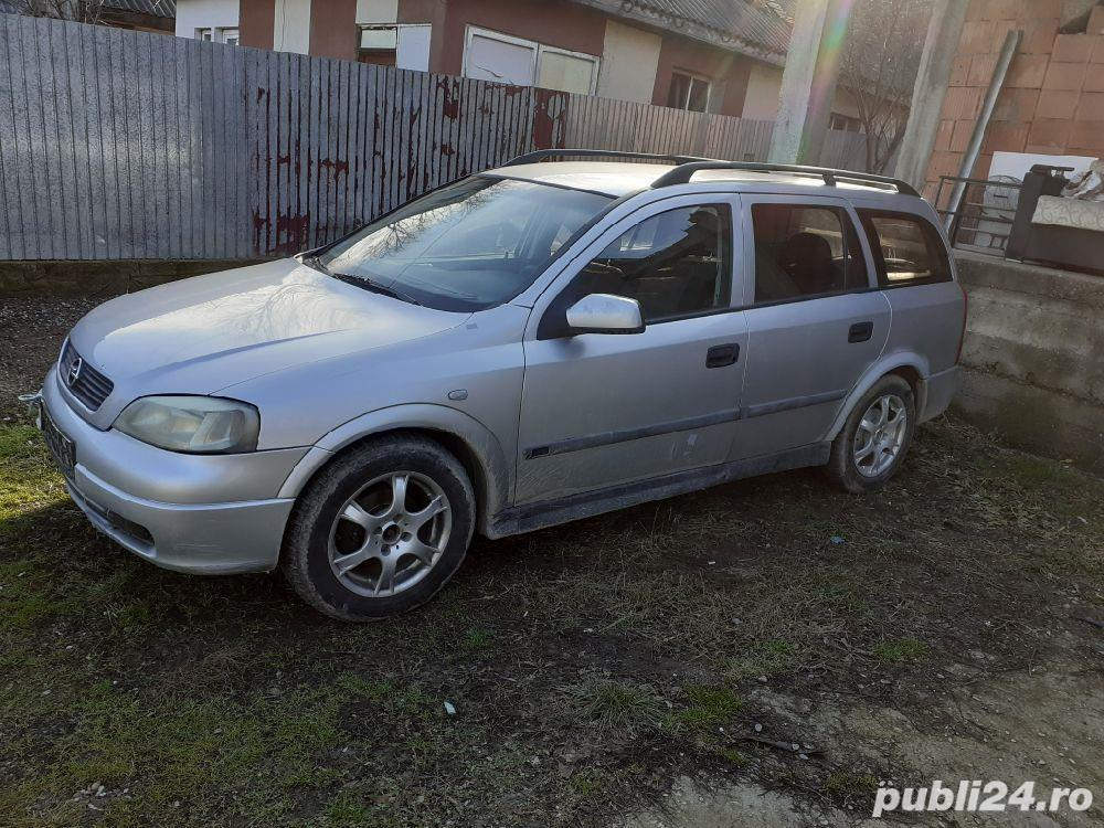 dezmembrez Opel astra  an 2002