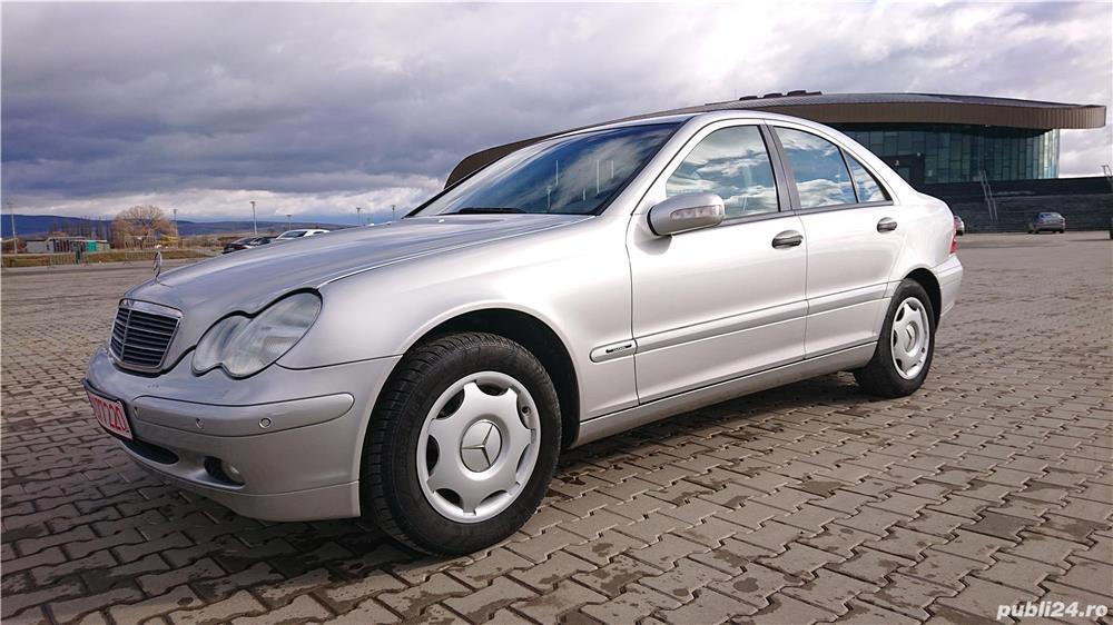 Mercedes-benz Clasa C 180 Kompressor Euro 4, import Germania