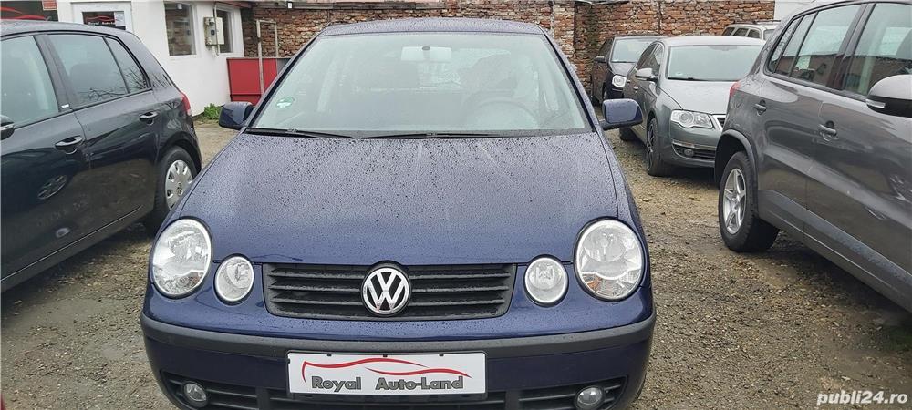 VW Polo 1.2 benzina, 4 Usi, Euro 4, 145000 km 1.990 Euro sau RATE FIXE. Tel