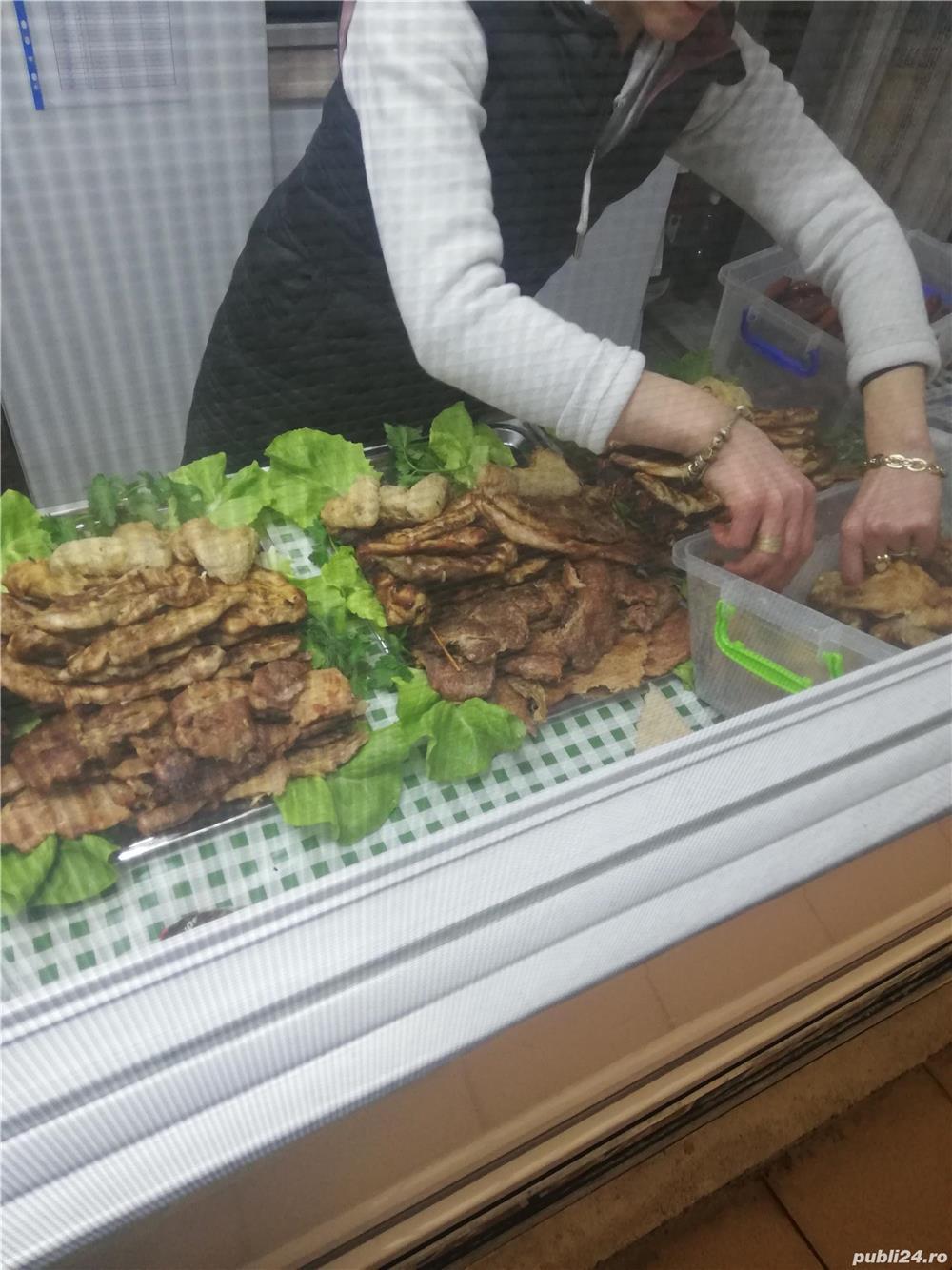 Angajez Preparator produse grill (Grătar)
