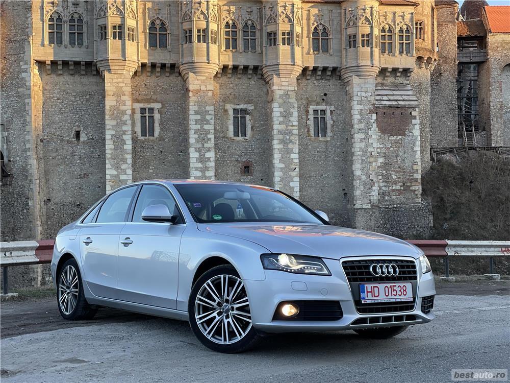 Audi A 4 *ATENTIE:144.500 km*1.8 TFSI*160 cp*Bang&Olufsen*keyless go !