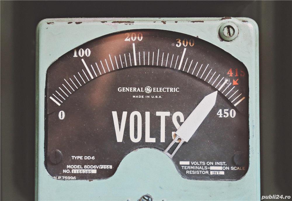 Electrician Măsură Specială (Perioadă Determinată) (144535)
