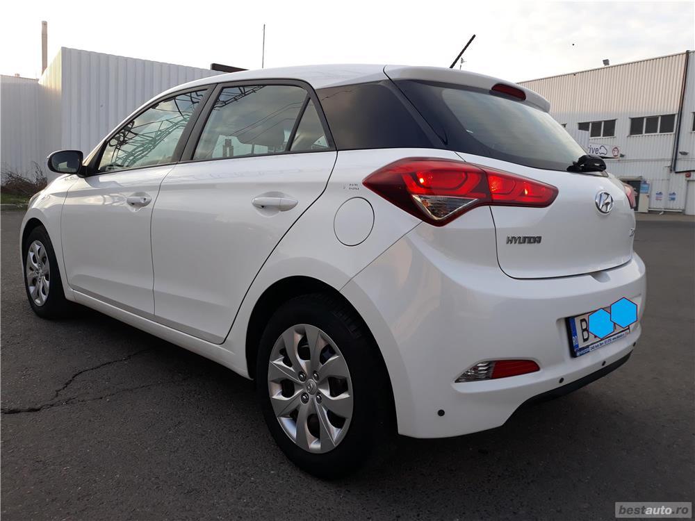 Hyundai i20 euro  . 6 .  2017    noiembrie    1,2  , 80   cp  Diesel