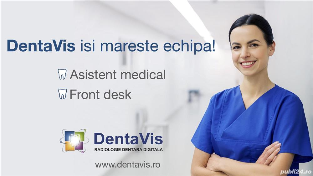 DENTAVIS - Asistent Radiologie/ Asistent Medical