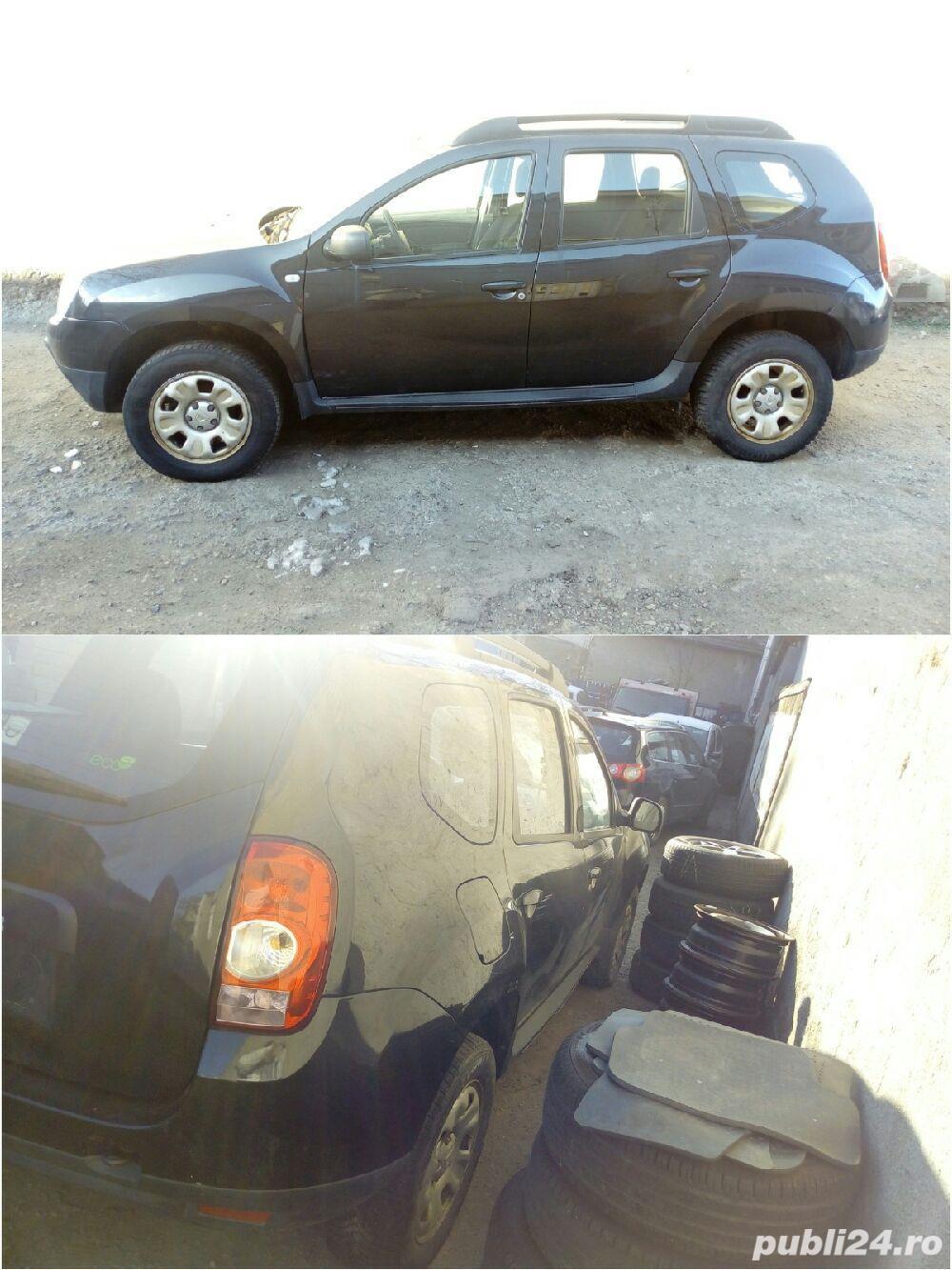 Dezmembrez Dacia Duster