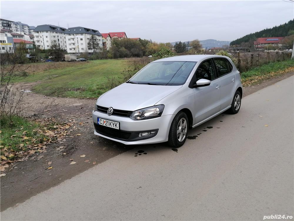 Închiriez vw polo pentru transport alternativ, UBER, BOLT, FREE NOW