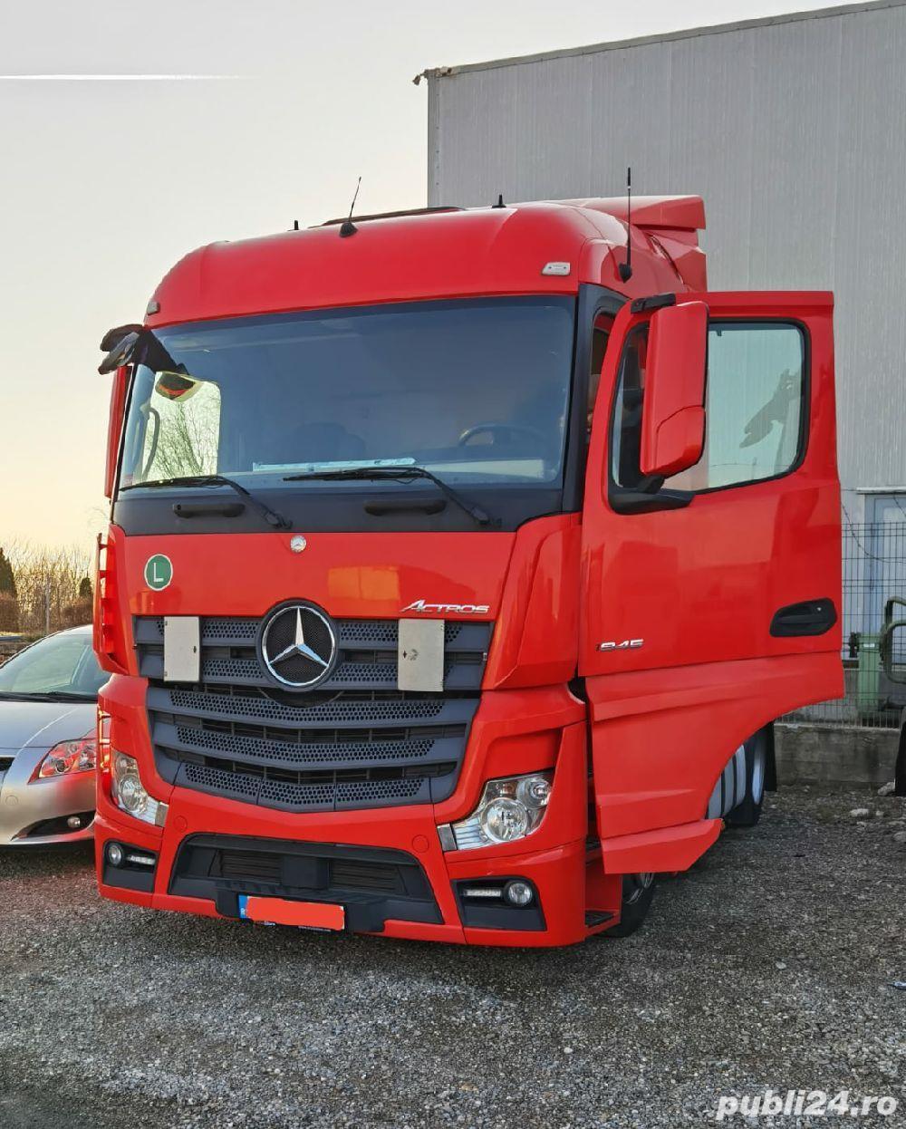Firmă transport angajăm șofer cap tractor