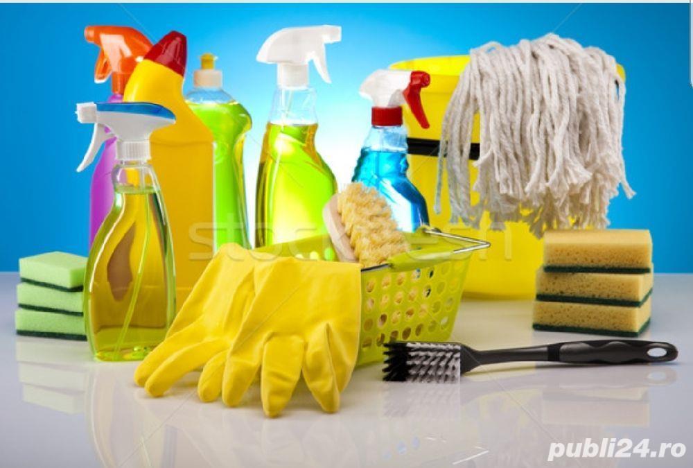 oferim servicii de curățenie