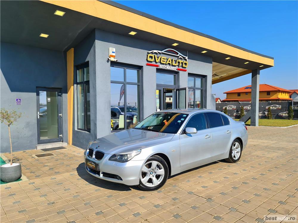 BMW SERIA 5   XENON   INT PIELE FULL ELECTRIC   LIVRARE GRATUITA/Garantie/Finantare/Buy Back