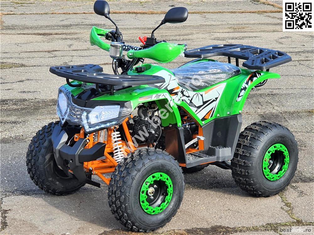 ATV BEMI 125cc Rugby J8'' cutie 3+R SemiAuto 925