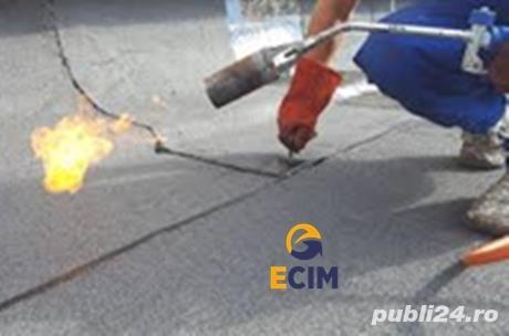 Muncitori in construcții cu experiență în hidroizolații