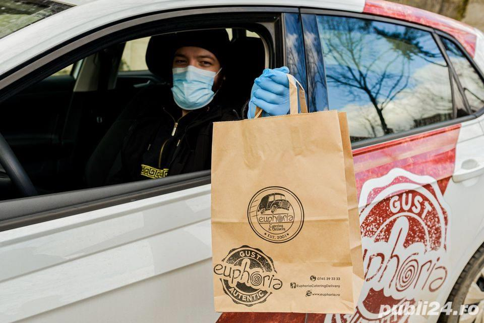 Angajăm șofer pentru delivery, la Euphoria Biergarten Cluj-Napoca