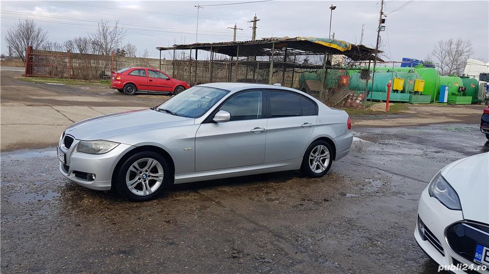 Bmw Seria 3 318 facelift 2011 euro5 variante schimb