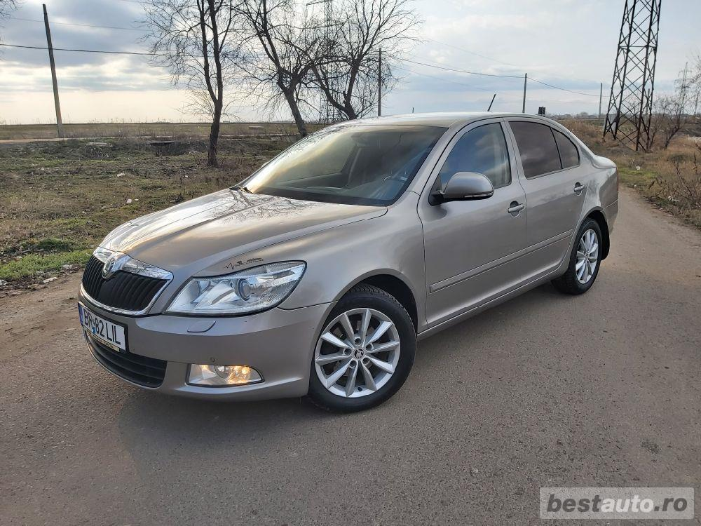 Skoda Octavia 2 Facelift GreenLine, an.2011