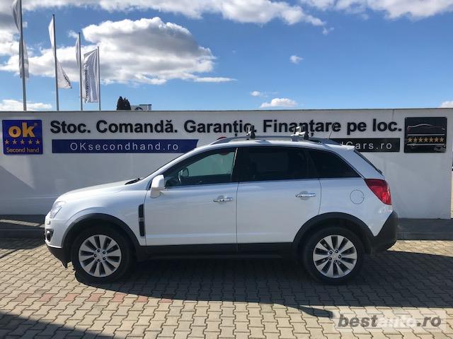 Opel Antara   4X4   2.2D   AT6   Piele   Xenon   Senzori Parcare   Scaune Incalzite   Clima   2015