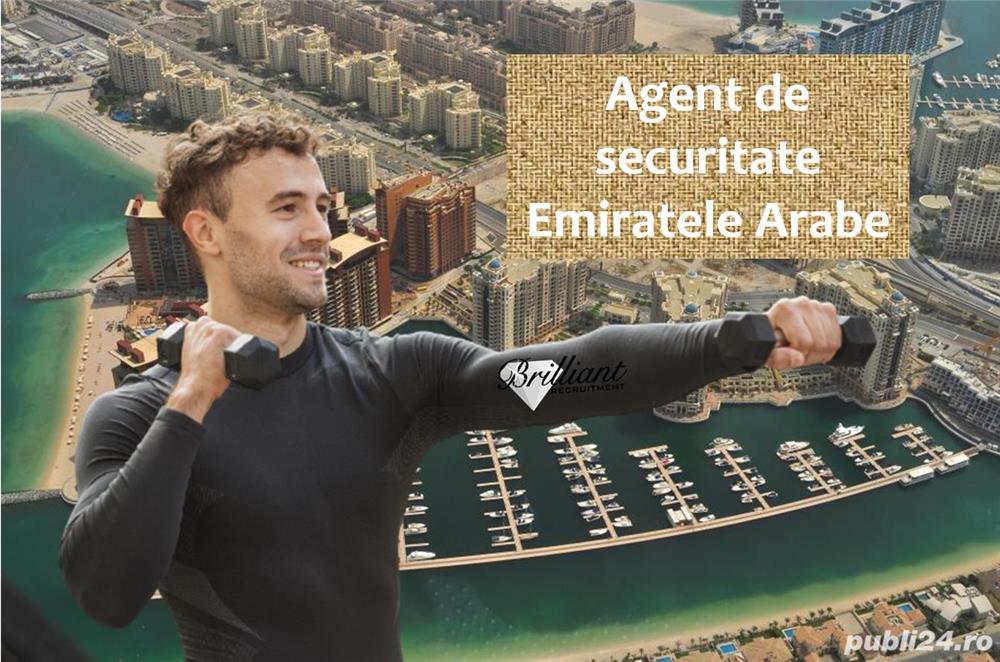 Cautam agenti de securitate