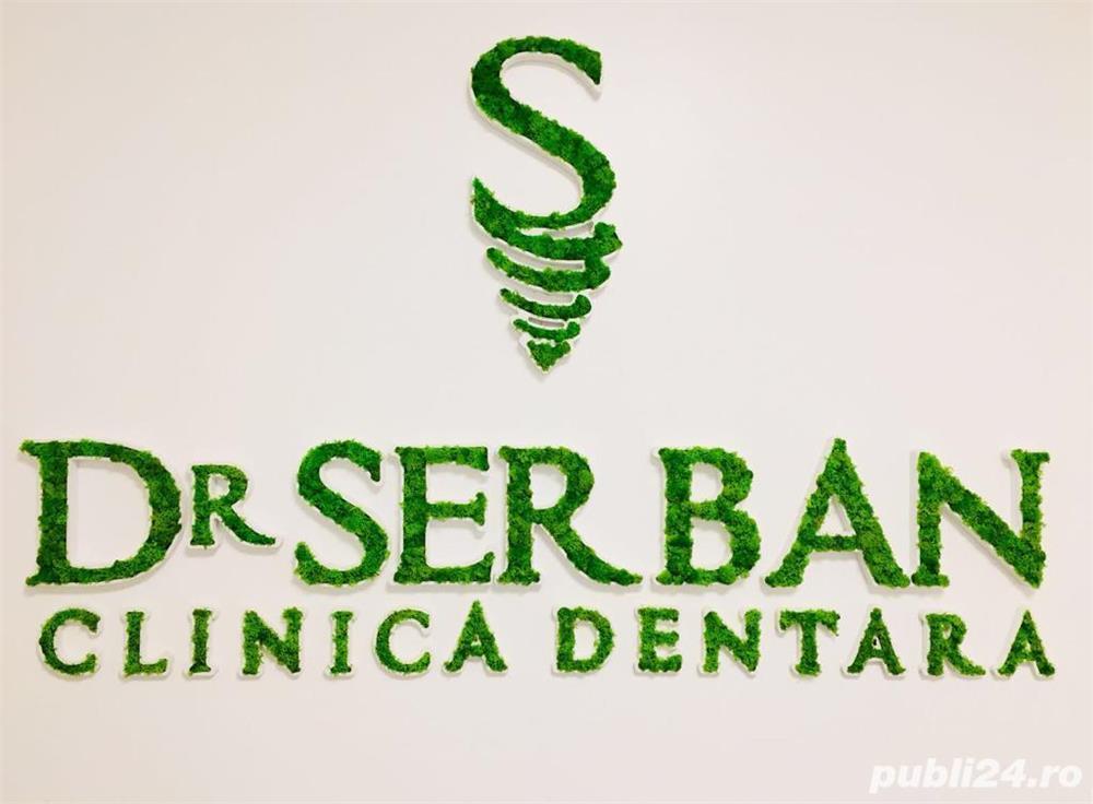 Clinica Dr Serban angajează asistenta medicala Stomatologie