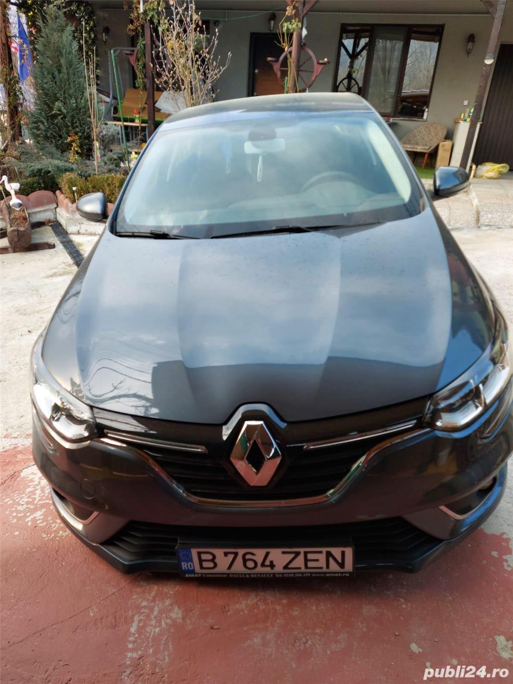 Renault megane NOU