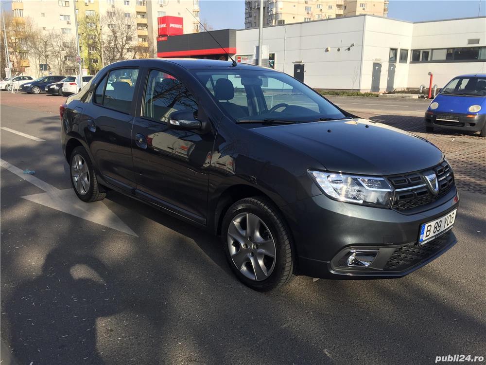 Dacia Logan prestige SL 7000 km Benzina +GPL