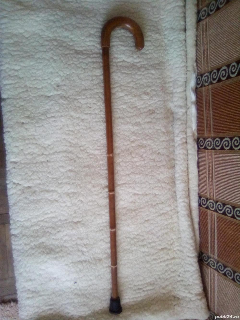 Baston de lemn