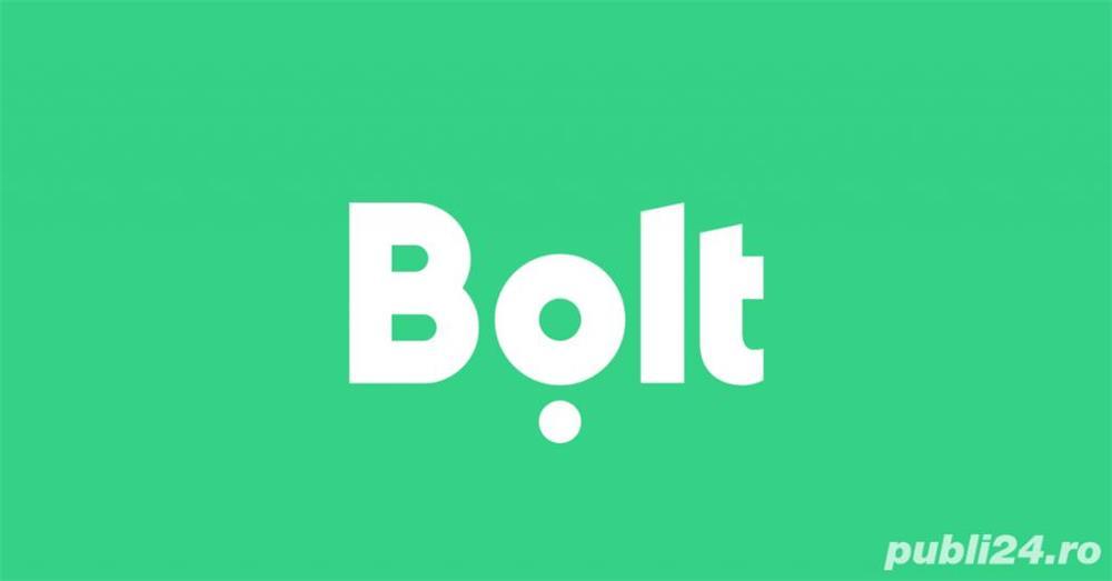 Angajez sofer partener Bolt