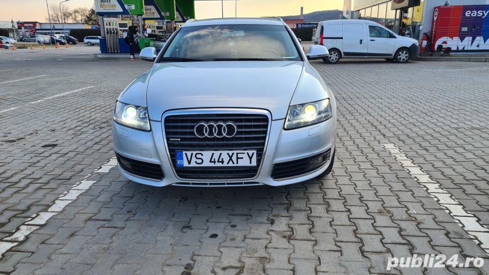 Audi A6-C6-Facelift/2010/Euro 5/S-line/Variante