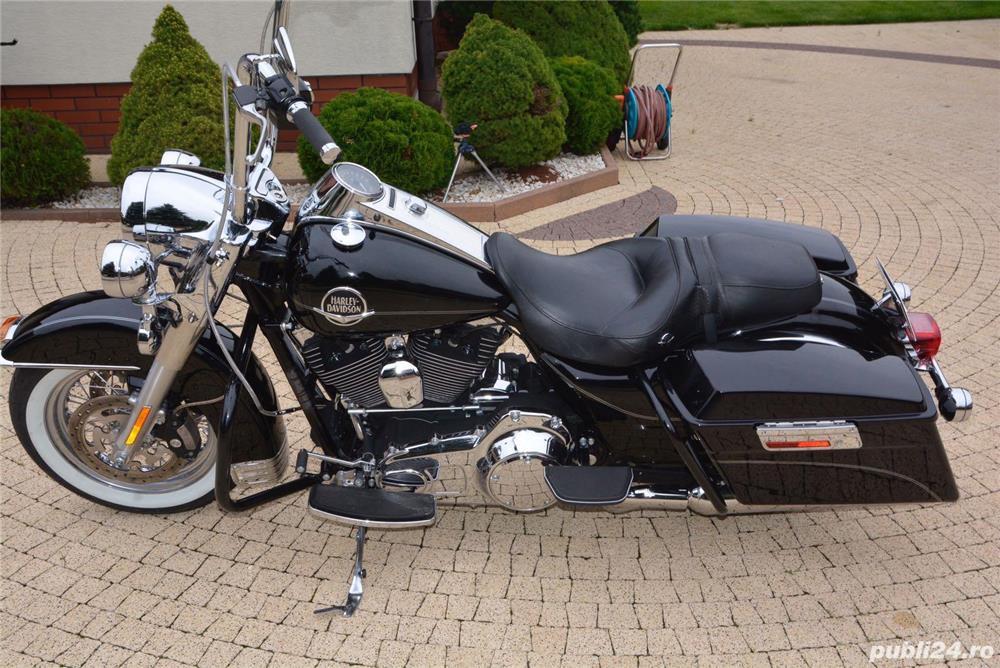 Harley davidson Road King FLHR 2010