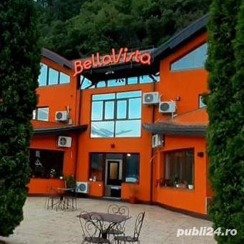 Pensiunea Bella Vista- Dubova- cauta personal