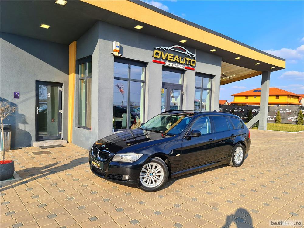 BMW SERIA 3   EURO 5   NAVIGATIE   BIXENON   LIVRARE GRATUITA/Garantie/Finantare/Buy Back