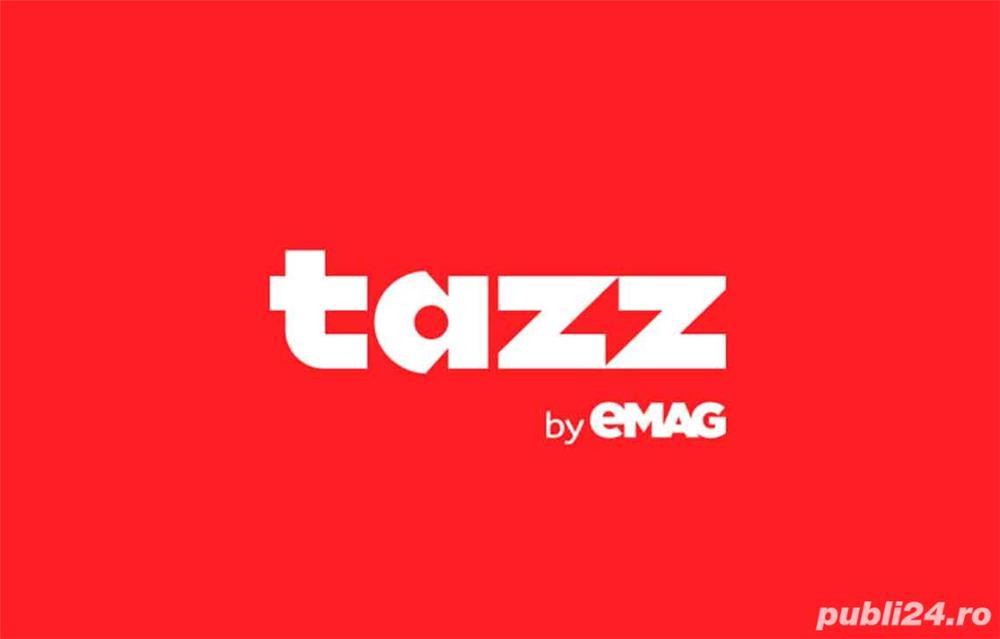 Partener Tazz by eMAG angajeaza curieri livratori