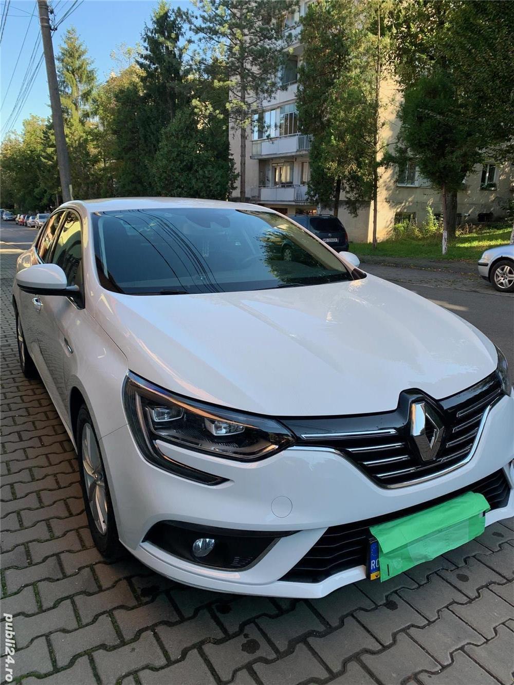 Renault Megane 4 Sedan echipare INTENS