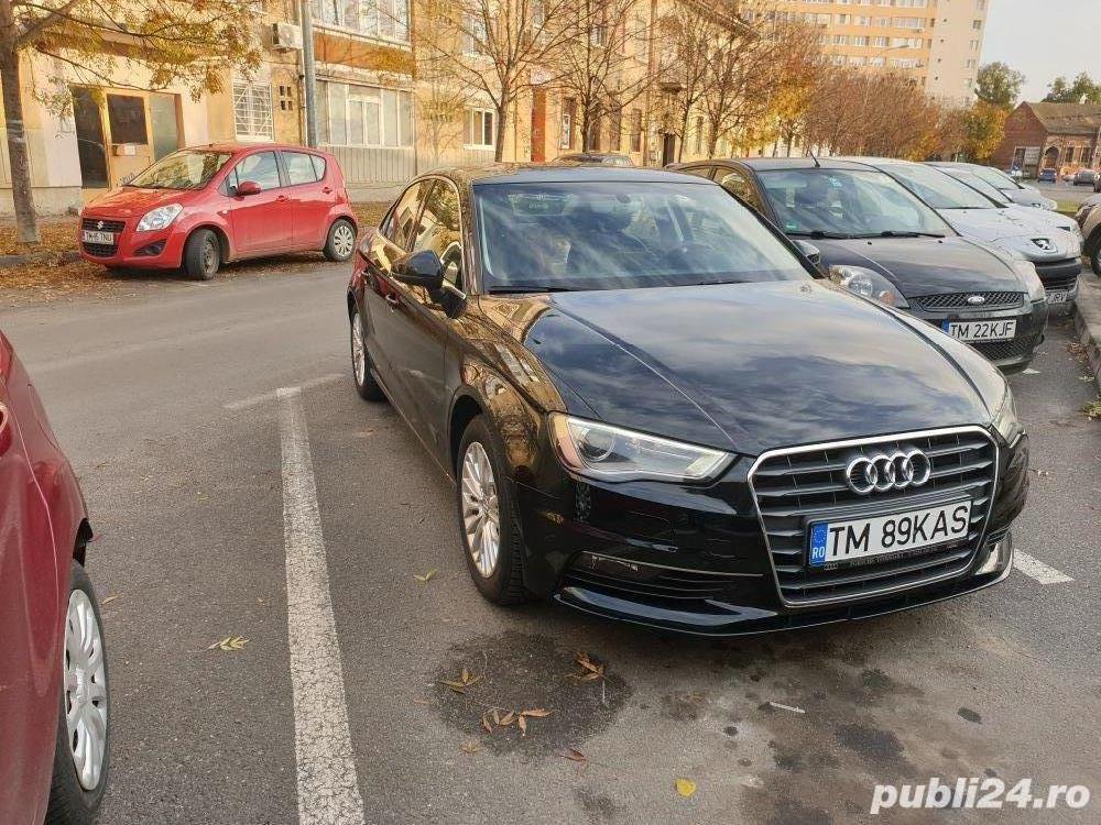 Audi A3 sedan 8V