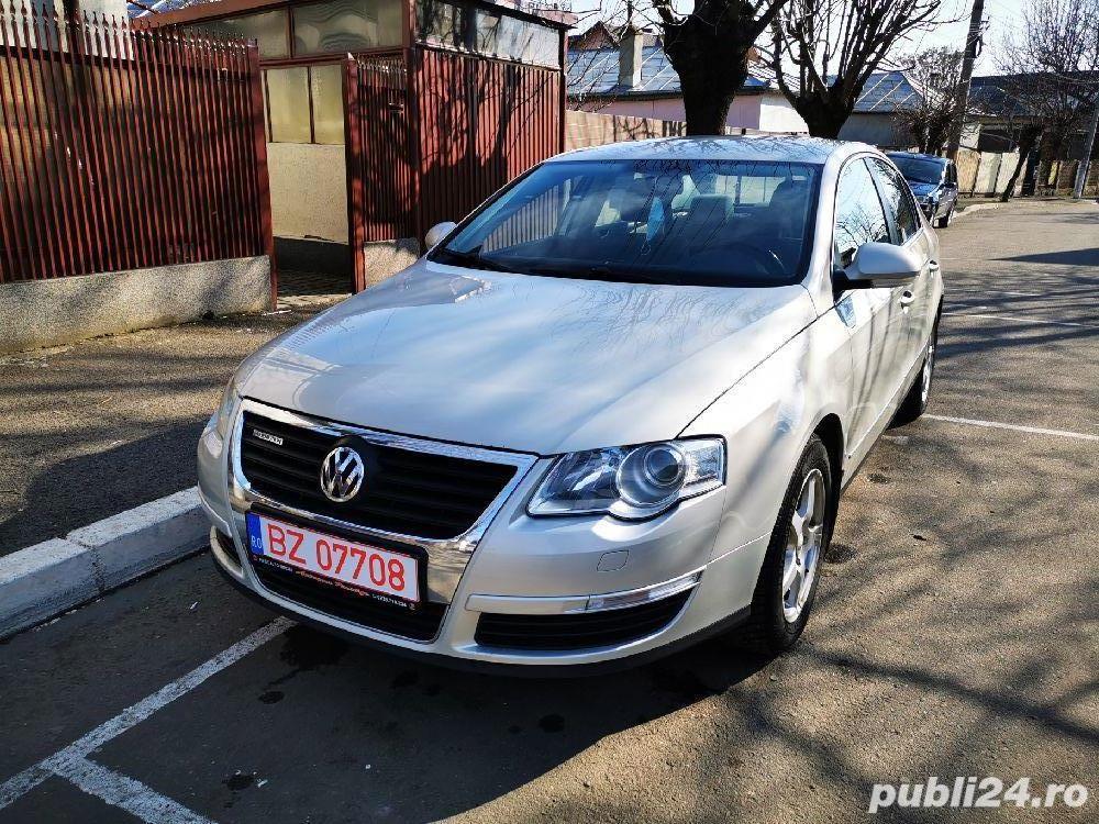 Volkswagen Passat BlueMotion, 2009, euro 5, 2.0. Tdi, 140 cp