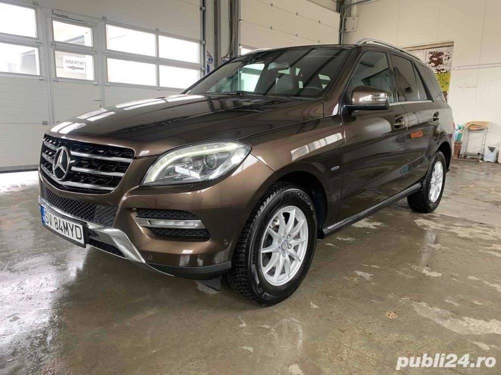 Mercedes-benz Clasa ML ml 230