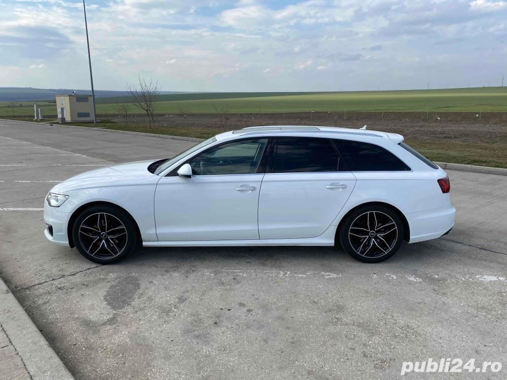 Audi A6 Avant 2.0 TDI 190 CP Ultra S