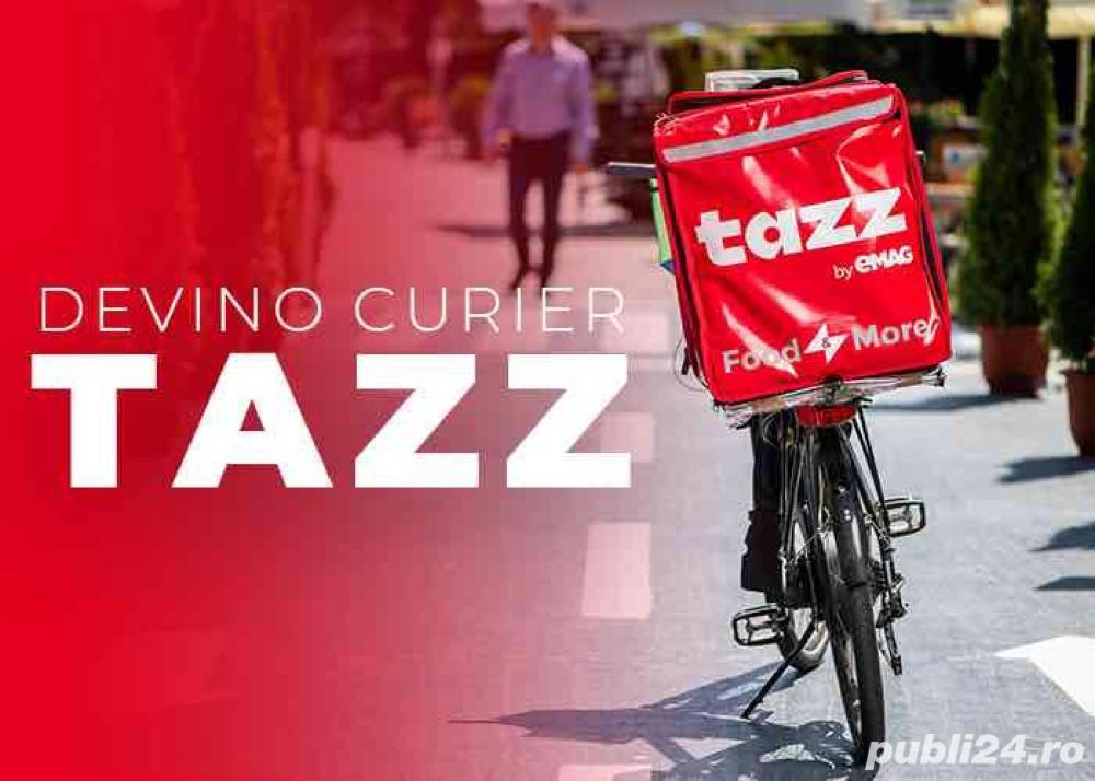curier tazz by emag