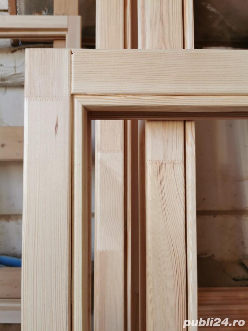 Fabrica de tamplarie lemn - angajam personal