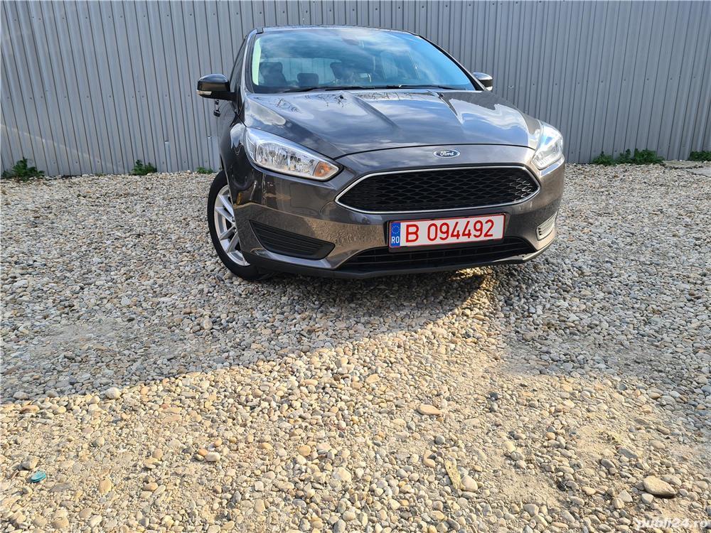 Ford Focus 1.0 - Euro 6 - EcoBoost / Posibilitate rate cu Avans 0