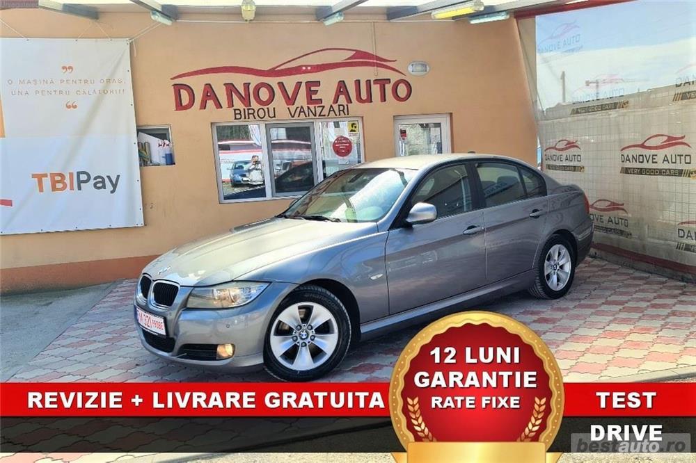 BMW Seria 3 Revizie + Livrare GRATUITE, Garantie 12 Luni, RATE FIXE, 2000 diesel, 2010, Euro 5.
